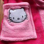 2018 nouveau kitty motif enfants peignoir robe de nuit fille de la marque FEETOO image 2 produit