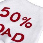 50% Mum & 50% Dad Moufles 100% Coton de la marque Spoilt-Rotten image 4 produit