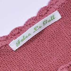 72 x Étiquettes Pour Vêtements Personnalisées École Et Rentrée | Étiquettes Vêtements À Coudre | Noms Tissés Vintage de la marque Etiquette-Tissées image 0 produit