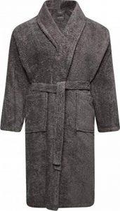 Adore Home Peignoir De Bain à Col Châle 100% Coton, en Tissu Éponge de la marque Adore-Home image 0 produit