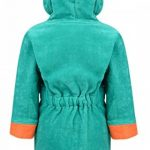 Adore Home Peignoir de Dinosaure pour Enfants 100% Coton Velours de la marque Adore-Home image 1 produit
