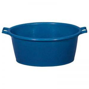 Aluminium et Plastique RIVBQOV70 Baquet Ovale Plastique Bleu 70 L de la marque ALUMINIUM-ET-PLASTIQUE image 0 produit