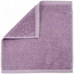 AmazonBasics Lot de 24 petites serviettes en coton 30 x 30 cm Lavande, Rose poudré, Blanc de la marque AmazonBasics image 1 produit