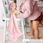 Apaiser Serviette Doudou Jouet Bébé Peluches Doudou Poupée pour Cadeau de Bébé Fille Doudou Garçon(Elephant) de la marque Zerodis image 2 produit
