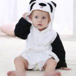 ARAUS-Peignoir de Bain Peignoir Sortie Serviette de Bain a Capuche pour Bebe Mignon Mode Animal de la marque ARAUS image 2 produit