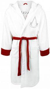 Assassin's Creed Logo Peignoir blanc/rouge taille unique de la marque Groovy image 0 produit