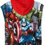 Assemblee, Poncho, Cape De Bain, Serviette Avengers, Garçon de la marque Avengers image 1 produit