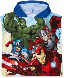 AVENGERS Assemblee, Poncho, Cape De Bain, Serviette Avengers, Garçon de la marque Avengers image 0 produit