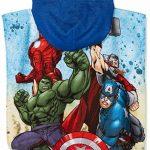 AVENGERS Assemblee, Poncho, Cape De Bain, Serviette Avengers, Garçon de la marque Avengers image 1 produit
