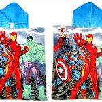 Avengers Poncho Sortie de Bain piscin à Capuche de la marque Avengers image 2 produit