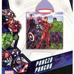 Avengers Poncho Sortie de Bain piscin à Capuche de la marque Avengers image 3 produit