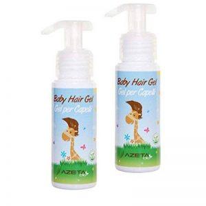 AZETAbio Gel pour cheveux, de la ligne enfant 2 x 50ml de la marque AZETA bio image 0 produit