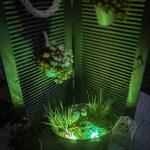 B.K. Licht Lumière LED sous-marin, éclairage piscine IP68, éclairage submersible décoratif piscine étang vase, luminaire sous l'eau étanche, luminaire multicouleur télécommandé, 230V, IP68, Ø 70 mm de la marque B-K-Licht image 2 produit