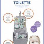 BÉABA Trousse de Toilette Nomade 9 Accessoires de la marque Béaba image 4 produit