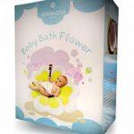 Baby Bath, VERNASSA Sécurité Bébé Tapis Fleur Baignoire Soutien Fleur de Lotus Anniversaire Cute Adorable Présent, Multicolore de la marque VERNASSA image 4 produit
