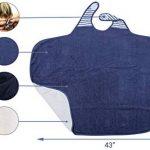 Baby-To-Love Baby Towel (Blue Stripes) de la marque BabyToLove image 2 produit