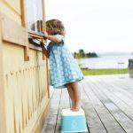 BABYBJÖRN Marchepied, Turquoise de la marque BabyBjörn image 1 produit