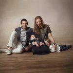 BABYBJÖRN Transat Balance Soft, Coton, Noir/Gris Foncé de la marque BabyBjörn image 2 produit
