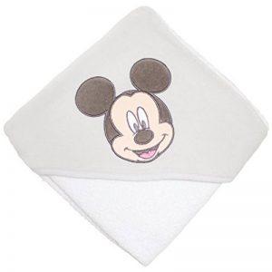 babyCalin Cape de Bain Mickey 80 x 80 cm de la marque Babycalin image 0 produit