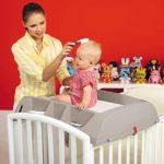 Babysun Table à Langer, Matelas à Langer pour Baignoire, Gris de la marque Babysun image 3 produit