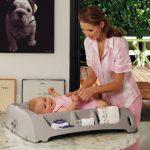 Babysun Table à Langer, Matelas à Langer pour Baignoire, Gris de la marque Babysun image 4 produit