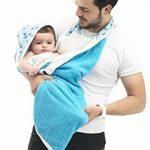 BabyToLove Serviette Papillon Blanc et Bleu de la marque BabyToLove image 1 produit
