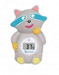 BADABULLE Thermomètre de Bain Raton Laveur de la marque Badabulle image 0 produit