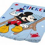 Baignoire bébé + matelas à langer + Seau à Langer–Disney Mickey N de la marque keeeper image 3 produit