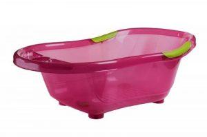baignoire bébé rose TOP 0 image 0 produit