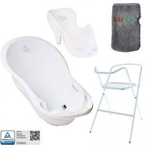 baignoire bébé sur pied avec table à langer TOP 14 image 0 produit