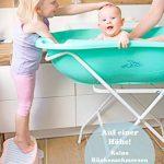 baignoire bébé sur pied avec table à langer TOP 14 image 2 produit