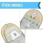 baignoire bébé transat amovible TOP 7 image 4 produit