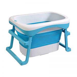 Baignoire pliante, baignoire, baignoire pliante, natation, enfants, baignoire, ménage de la marque HDJX image 0 produit