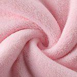 Bébé Garçon/Fille Mignon Doux Peignoir en Coton Capuche Serviettes de Bain pour Bébé de la marque CampHiking image 3 produit
