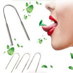 BeonJFx Grattoir de langue en acier inoxydable pour hygiène bucco-dentaire de la marque BeonJFx image 3 produit