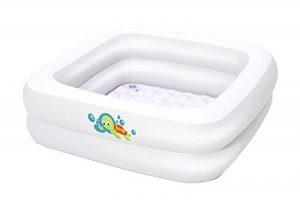 Bestway Up, In & Over 86 x 86 x 25 cm, baignoire pour enfant gonflable rapidement et peu encombrante de la marque Bestway image 0 produit