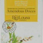 BIOBABY, Savon très doux et naturel, idéal pour bébés et les peaux très fragiles, BIO, surgras de 8% avec de l'huile d'amandes douces BIO, 100 gr, sans huiles essentielles. de la marque BIOLOUSA image 1 produit