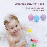 Boules de bain 12pcs coffret cadeau de bain moussant organique naturel, riche en bain moussant aux huiles essentielles, hydrate la peau sèche, donne des cadeaux aux femmes de la marque TTRWIN image 3 produit