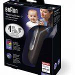 Braun Thermoscan 7 Thermomètre Auriculaire avec Age Precision, IRT6520BWE de la marque Braun image 4 produit