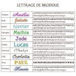 broderie peignoir TOP 9 image 3 produit