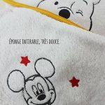 broderie sortie de bain bébé TOP 6 image 1 produit