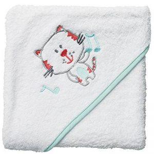 broderie sortie de bain bébé TOP 7 image 0 produit