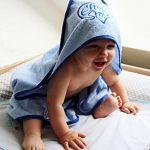 broderie sortie de bain bébé TOP 8 image 1 produit