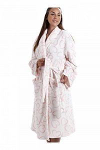 Camille Aux Femmes Divers Style et Couleur Doux Polaire Peignoir de la marque Camille image 0 produit