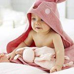 cape de bain bébé 100x100 TOP 14 image 2 produit