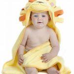 cape de bain bébé 100x100 TOP 3 image 3 produit