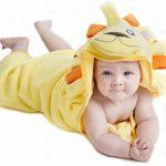 cape de bain bébé 100x100 TOP 3 image 4 produit