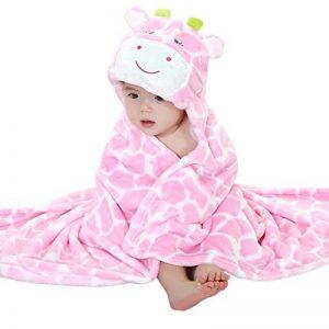cape de bain bébé fille TOP 3 image 0 produit