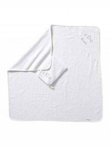 cape de bain carré blanc TOP 12 image 0 produit