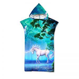 cape de bain licorne TOP 11 image 0 produit